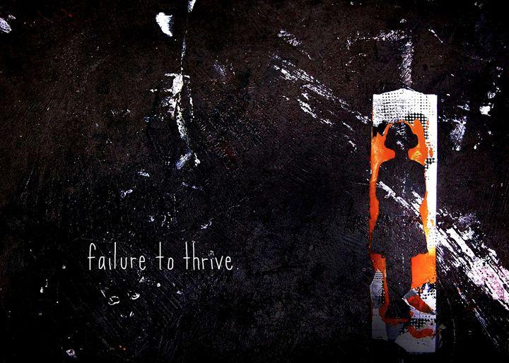 failure to thrive. - somatosis