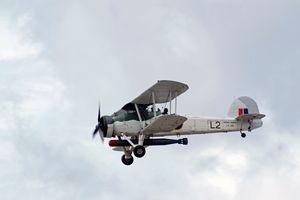 WW2 Royal Navy Swordfish aircraft
