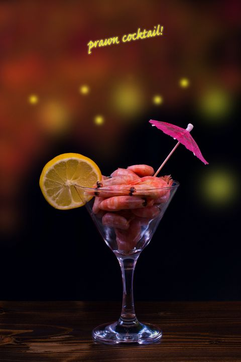 Prawn cocktail - Russell Field