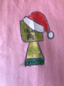 Santa creeper