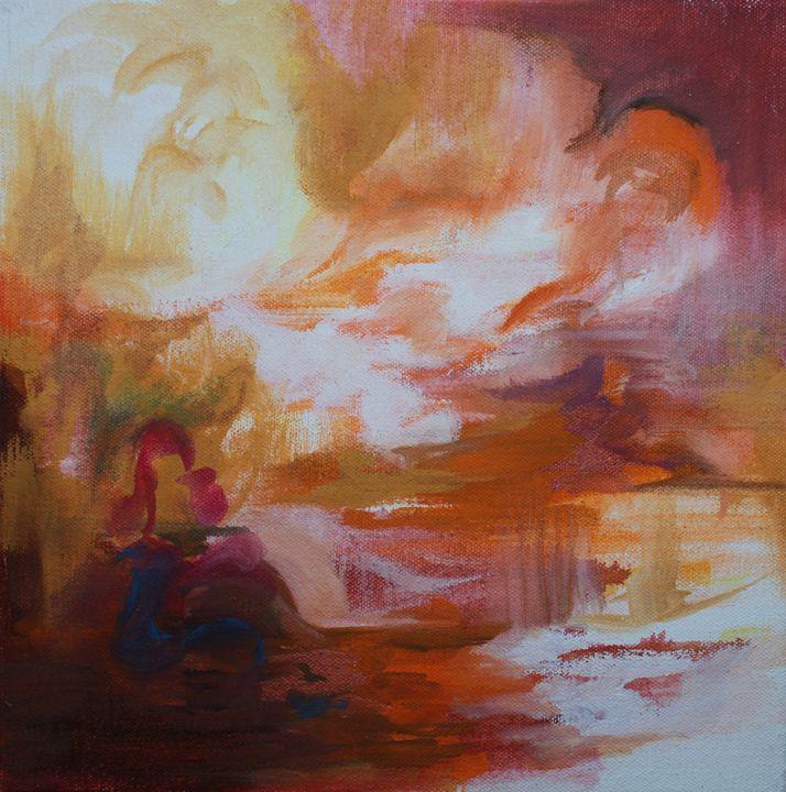 Dream - Paintings by Liz Torres