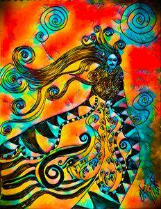 Princess Of Swirl