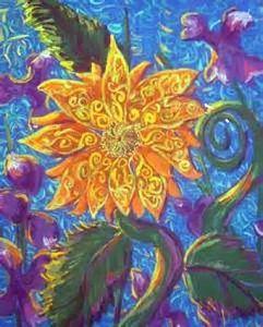 Flowers Of Swirl