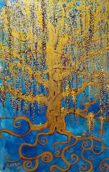 Willow Oak - Stefan duncan Gallery