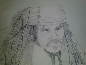 sketching  Potrait
