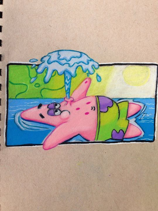 Patrick star - Cartoonatic