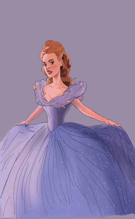 Cinderella - Cartoonatic
