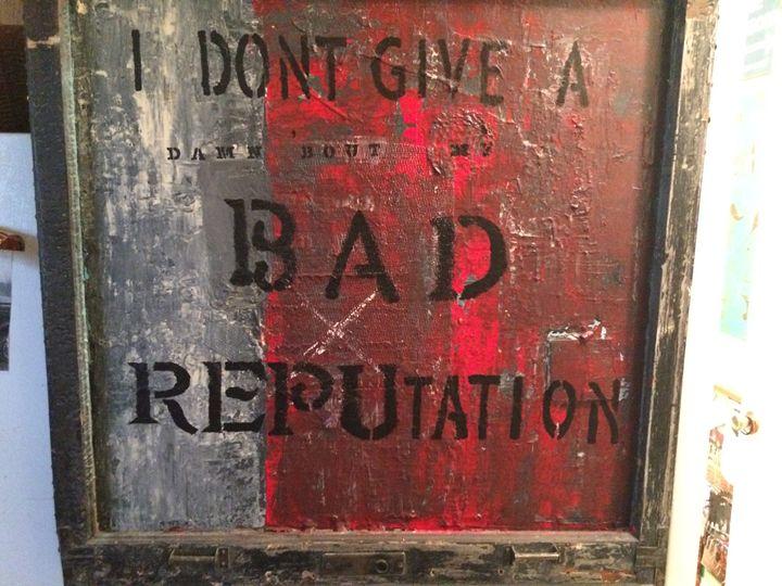 Bad Rep - COLETTE VALERY ART
