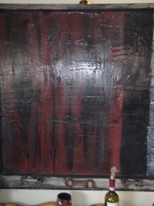 Red Barn - COLETTE VALERY ART
