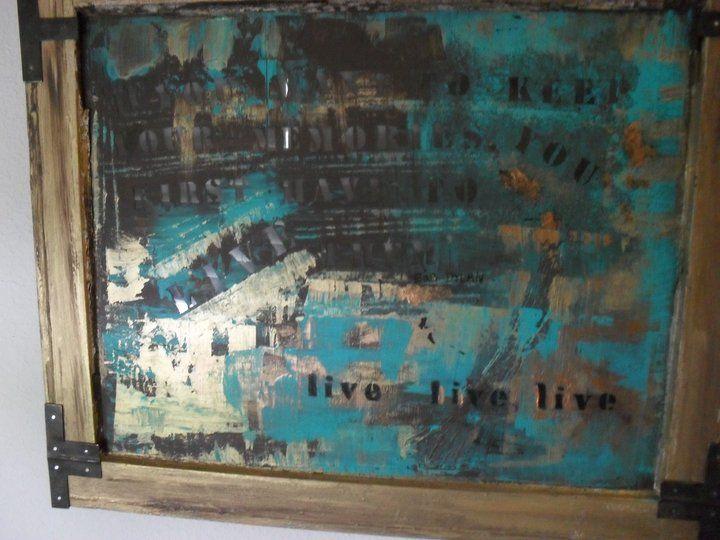 Live Bob Dylan - COLETTE VALERY ART