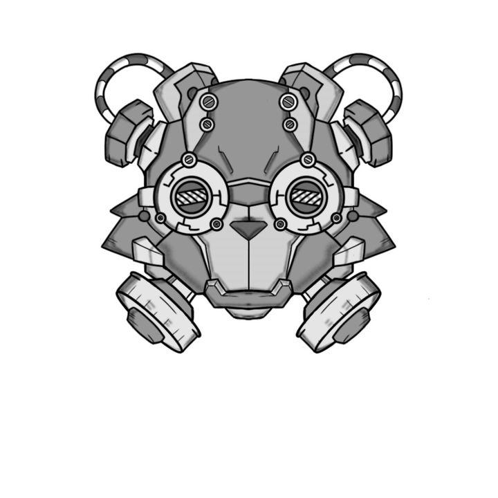 Fox cyborg - My gallery