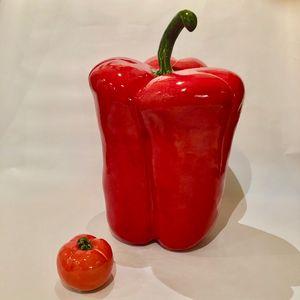 Monster Red Bell Pepper $285