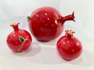 Small Pomegranates  $55.00 each