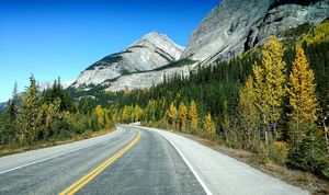Icefields Parkway - Deb Johnston