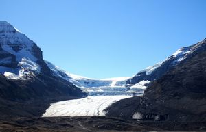 Icefields Parkway-Columbia Icefield