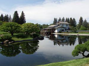 Nikku Japanese Gardens -  House