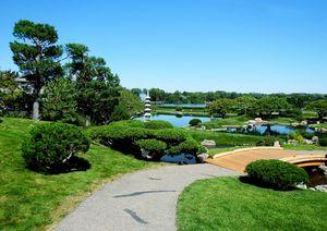 Nikku Japanese Gardens - Pathway