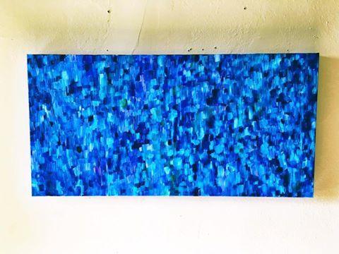Medium Abstract 5 - Betsy Carr Art
