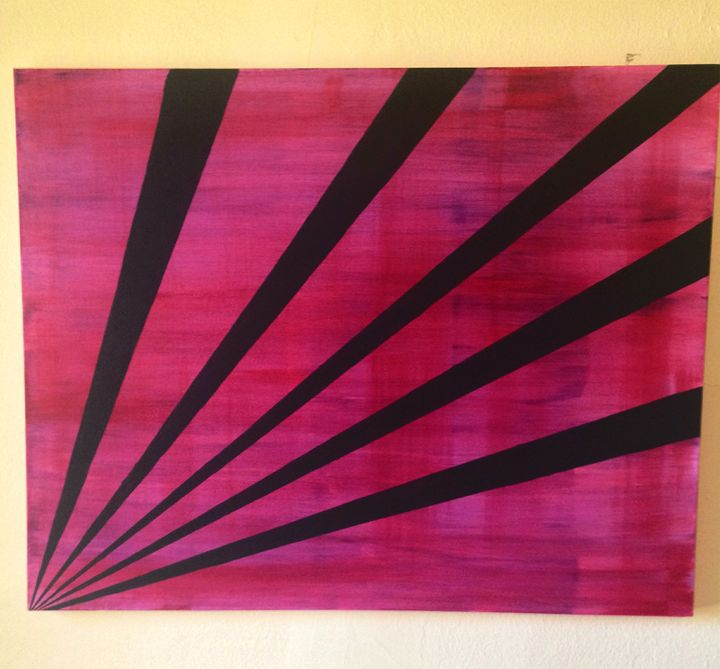 Large Abstract Five - Betsy Carr Art