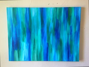 Medium Abstract One