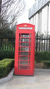 Telephone, St. Paul's