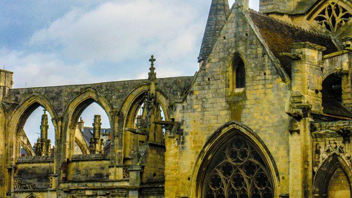 Cathedral, Caen - Lynn Murphy