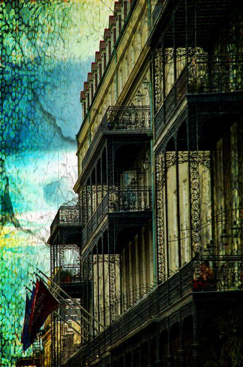 Decatur Street - Lynn Murphy