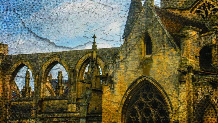 Ruins - Lynn Murphy