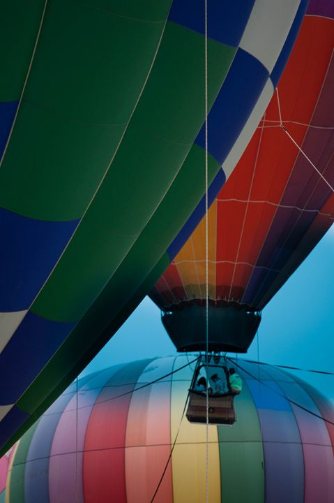 Up, Up And Away - Lynn Murphy