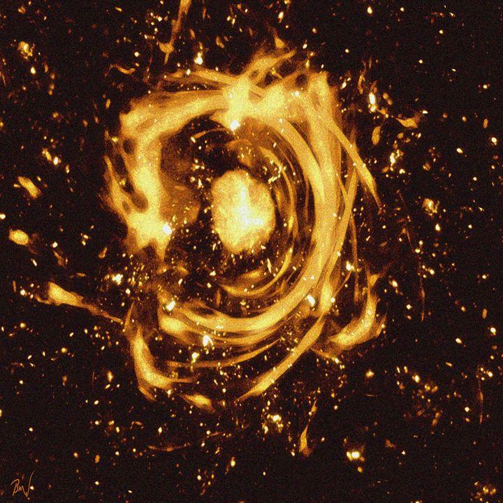 Xibalba Nebula Abstract And Surreal Art Digital Art Astronomy Space Other Astronomy Space Artpal