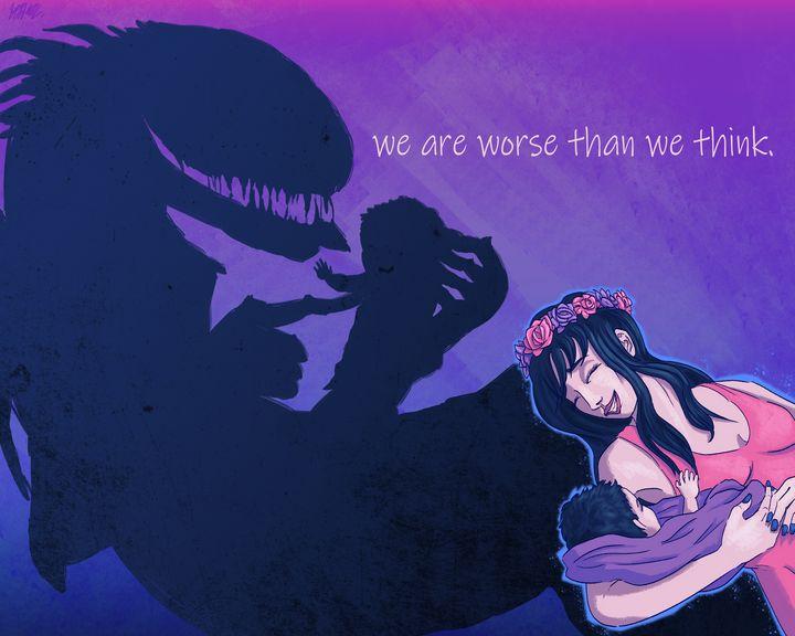 Hidden monsters - Vic Yamato