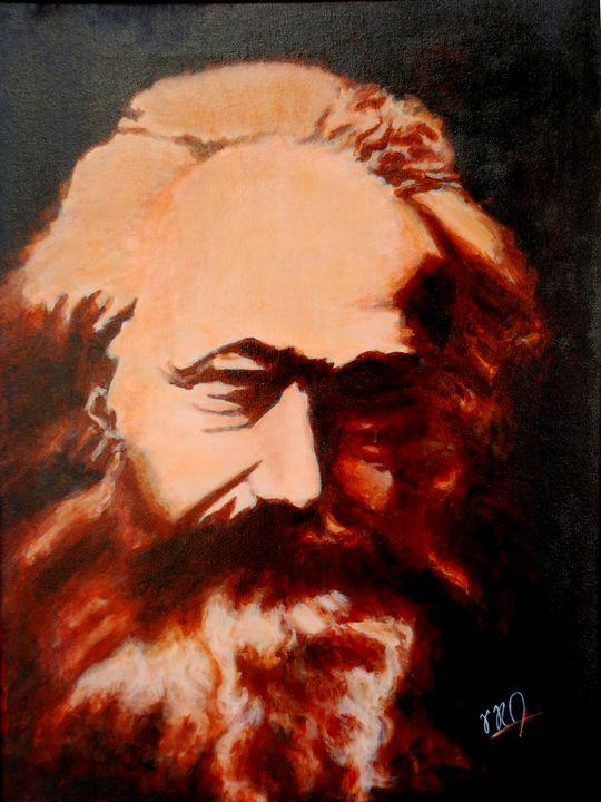Karl Marx - Ramchandran Viswanathan