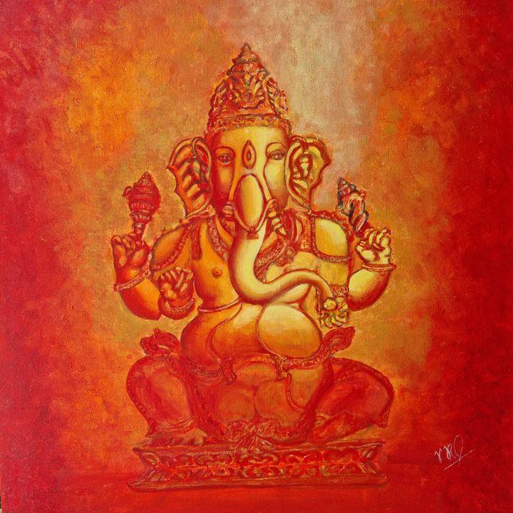 Vigneswara (Remover of all hurdles) - Ramchandran Viswanathan