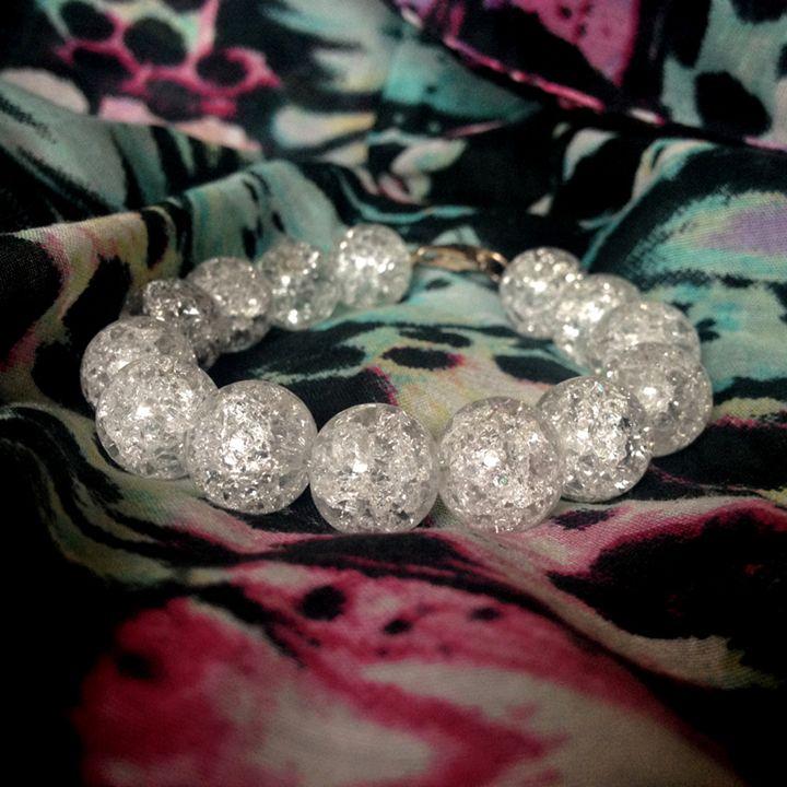 Cracked quartz bracelet - Ezzi Mazzoo