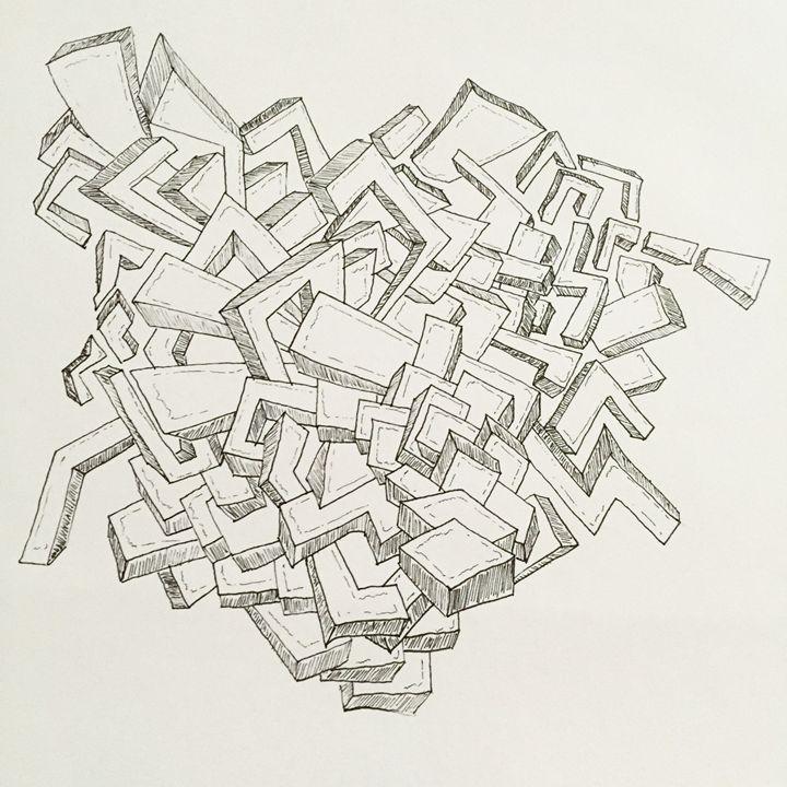 Heart of Blocks - ETA
