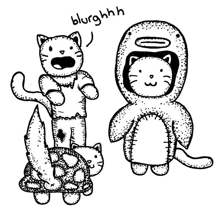 // Cute Kitties // - MajesticPaula