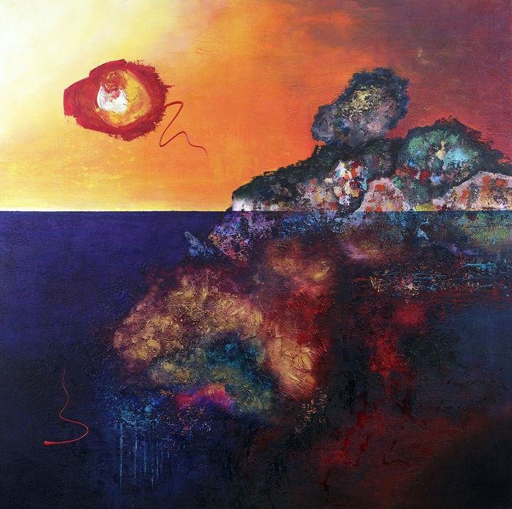 Treasure Island - Kirov Art