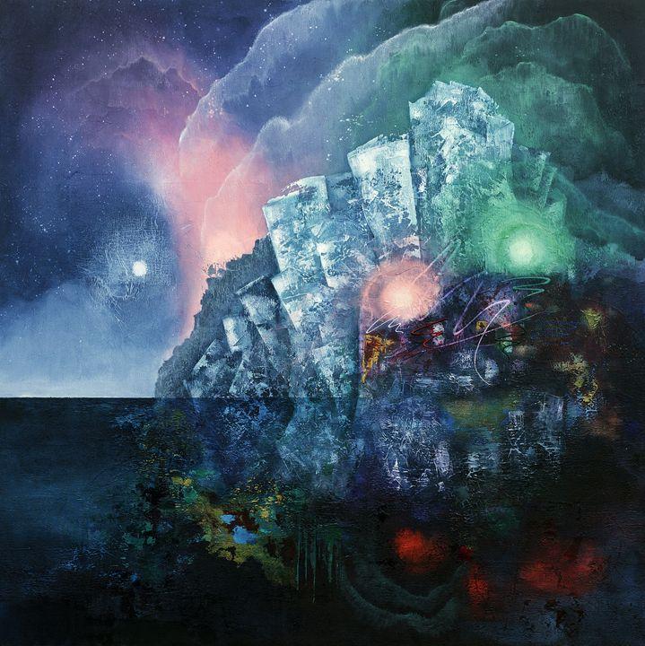 The Aurora Lights - Kirov Art