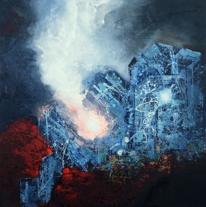 Aquamarine 1 - Kirov Art