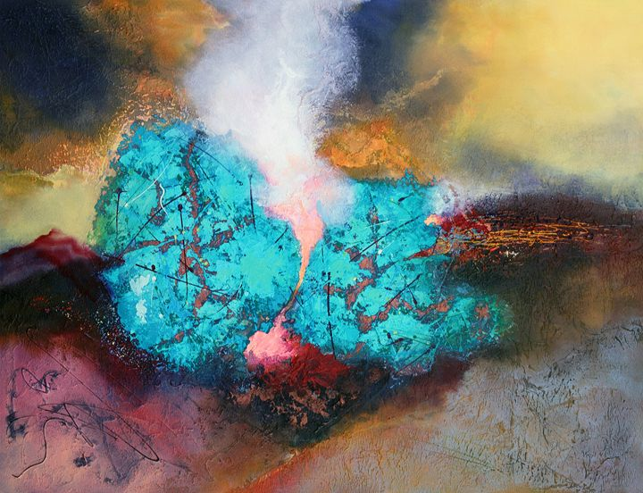 Copper Turquoise - Kirov Art