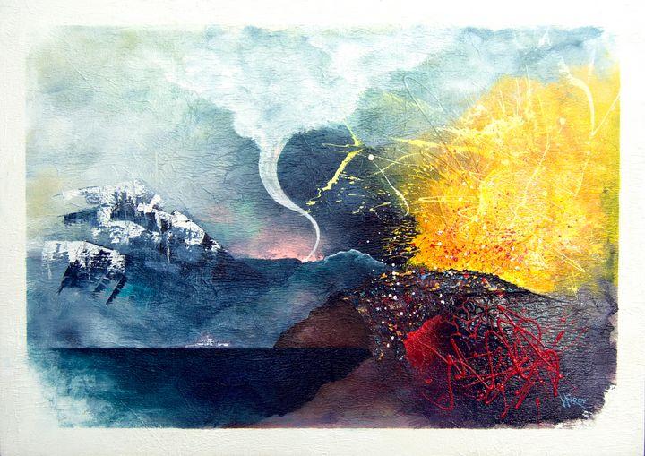 Fire and Ice - Kirov Art
