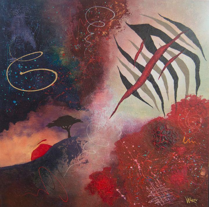Narrow escape - Kirov Art