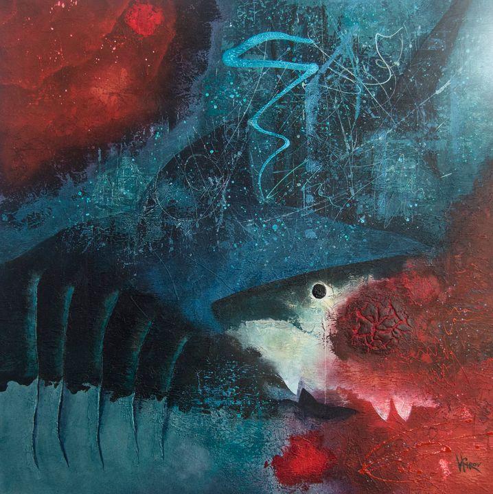 The deep blue - Kirov Art