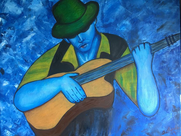 Blues Guitar - A. Turek