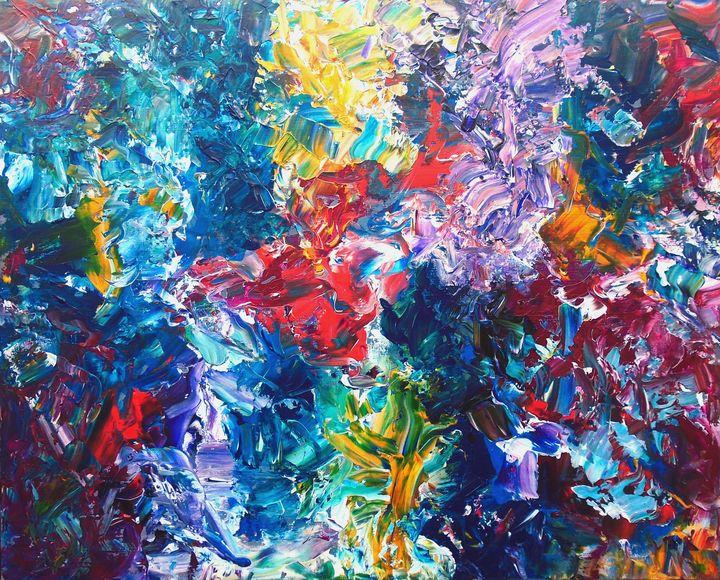 Floral Dream - Michael Anderson