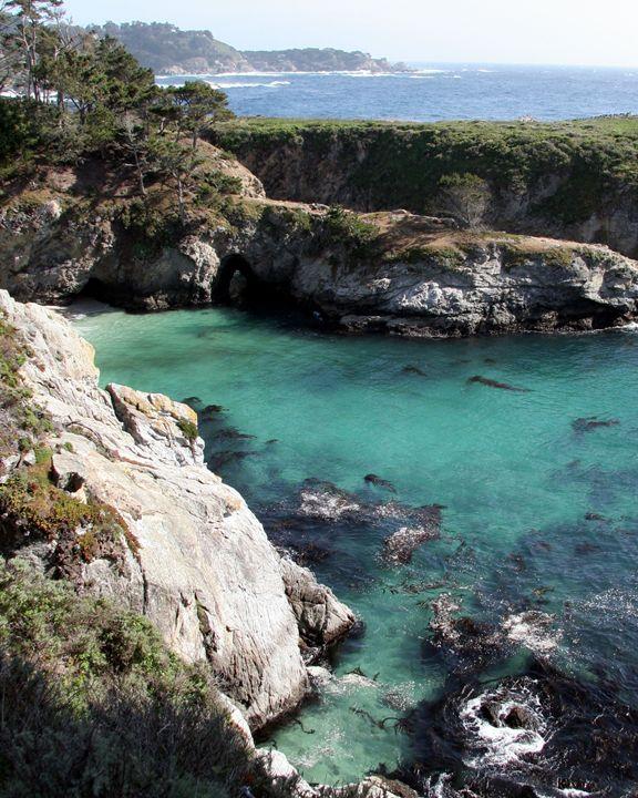 Hidden Beach - Brandon Yuenger Landscape Photography