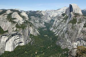 Glacier's View