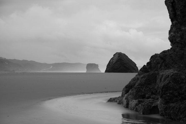 Tides Have Turned I - Brandon Yuenger Landscape Photography