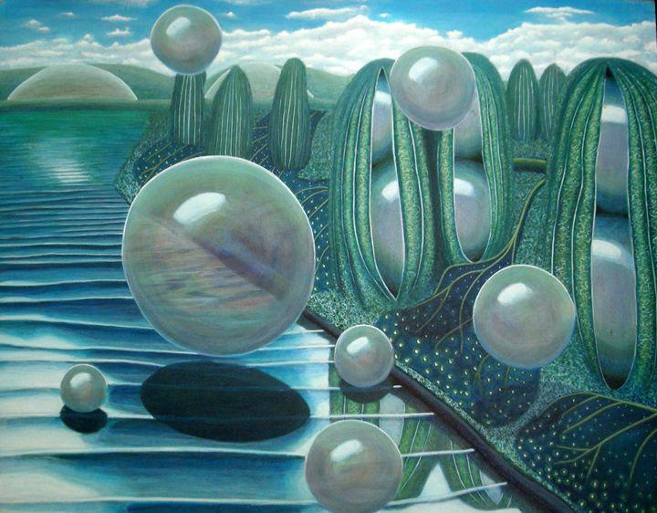 Bubblepods - Peter J Jacobs