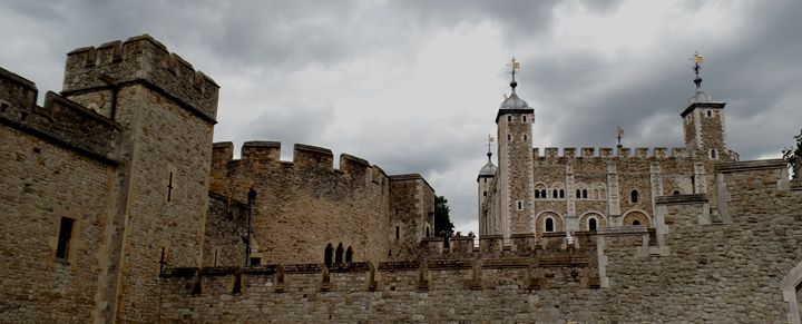 Tower of London, London - David K. Myers Watercolor/ Photo Gallery